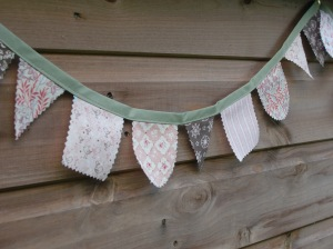 Little Black Duck Mini Bunting