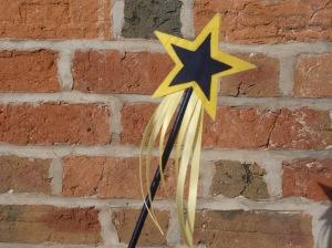 Felt Star Wand