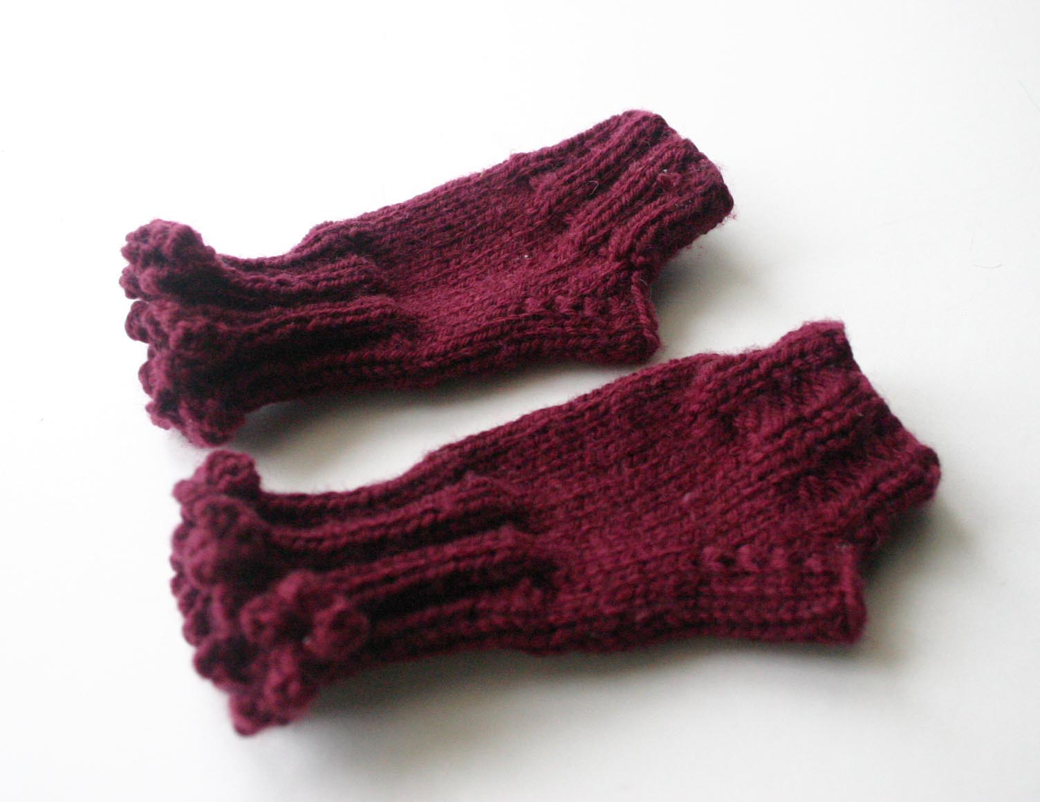 Wrist Warmers for CP 2