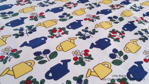 Peplum Bubble Dress Fabric Detail