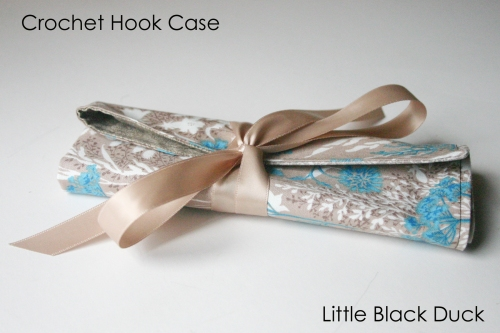 Crochet Hook Case Closed