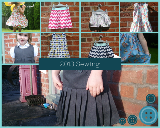 2013 Sewing