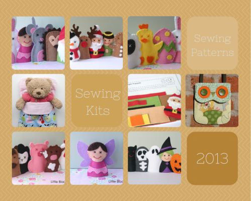 2014 Sewing Patterns and Kits (1)