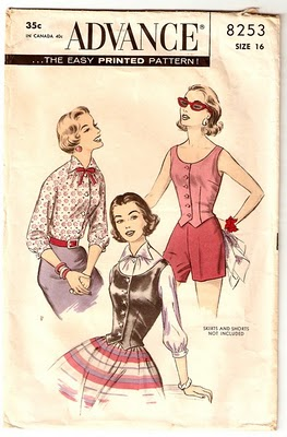 Vintage Pattern Sizing - Gertie's Blog for Better Sewing