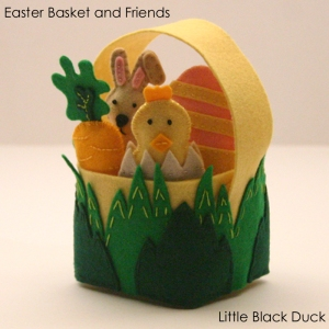 Easter Basket with Friends 800x800 logo