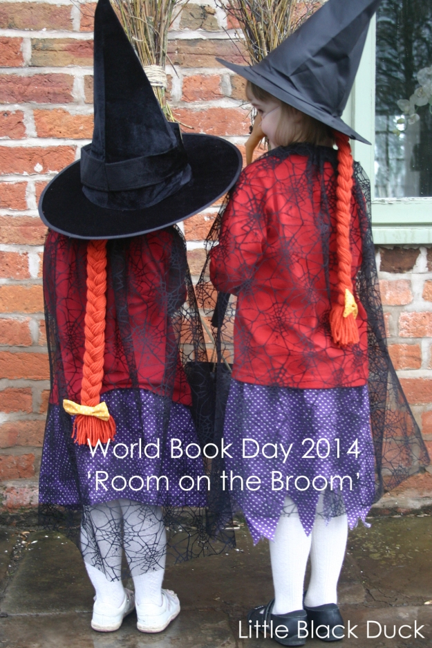 Two Witches from Room on the Broom
